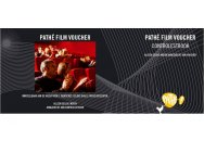 Pathé Film Voucher