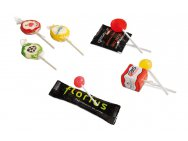 Productfoto: Lolly's met Logo