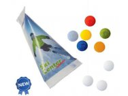 Productfoto: Piramidezakjes Mints of Mini Choco's