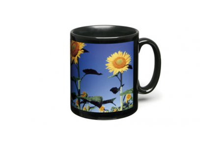 Productfoto: Black Photo Mug
