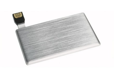 Productfoto: USB Card Metal