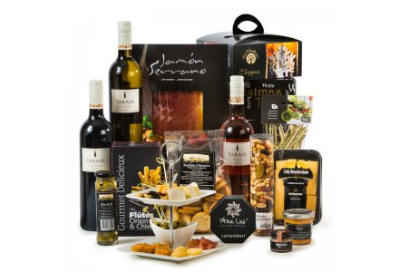 Productfoto: Kerstpakket High Wine