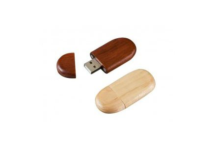 Productfoto: USB Stick Hout 240